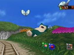 Pokémon Snap  (Nintendo 64  et Wii ware )  001_ro10