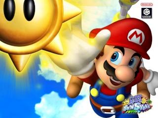 Mario Sunshine (GameCube)  00200910