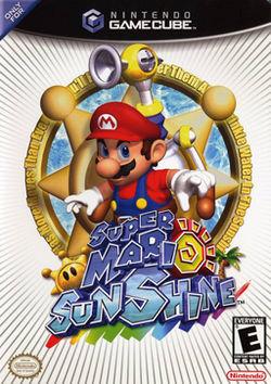 Mario Sunshine (GameCube)  250px-10