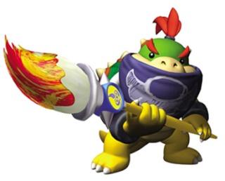 Mario Sunshine (GameCube)  Bowser10