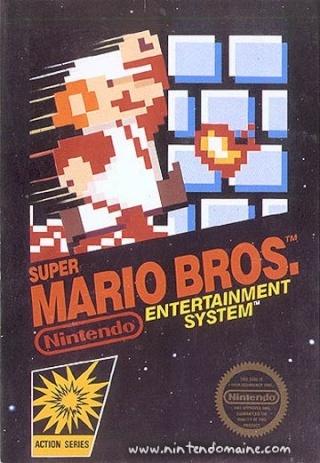Mario Bros Nes (Présentation et images) Jacket10