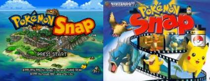 Pokémon Snap  (Nintendo 64  et Wii ware )  Snap_t10