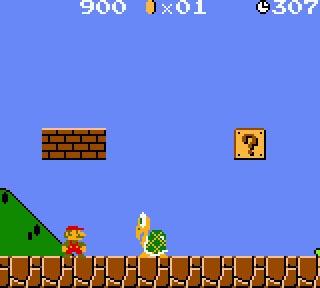 Mario Bros Nes (Présentation et images) Super-10