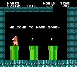 Mario Bros Nes (Présentation et images) Super_12