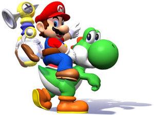 Mario Sunshine (GameCube)  Super_13