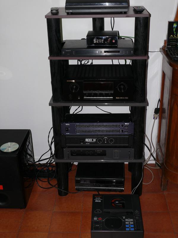 vp PLC-XU56 e rumorosità ventola P1240514
