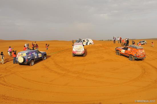 Rallye Aïcha des gazelles 2012 Ann_2410