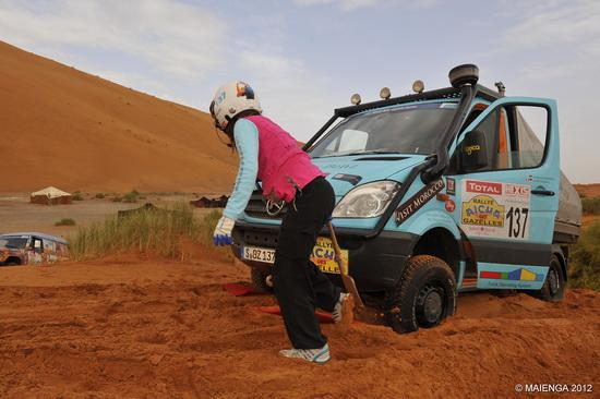 Rallye Aïcha des gazelles 2012 Ann_2411