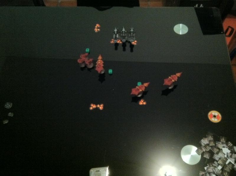 [Chaos vs AMeca] 1000 - World Eaters au Mechanicus Noir  3_tour10
