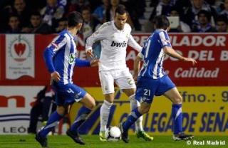 جيسي اللاعب الشاب رقم (12) الذي يشركه مورينهو من لاعبي ريال مدريد كاستيا Ponfer10