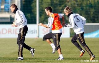ريال مدريد يواصل التدريبات خلف الأبواب المغلقة Untitl17