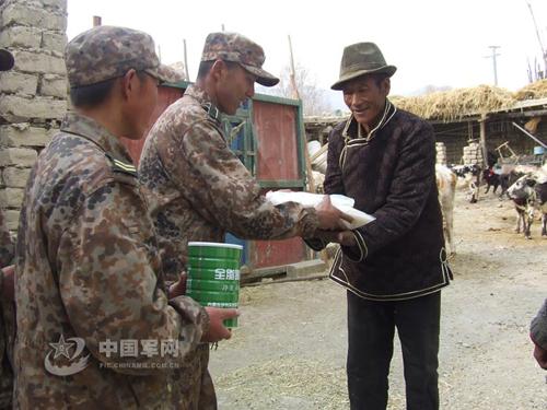 "Type 03 Plateau ""Tibet Flecktarn"" Camo Uniform Xin_5310"
