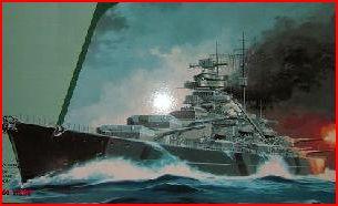 Bismarck (German Battleship) Bismar10