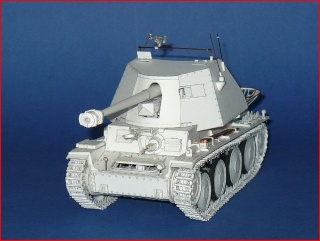 Sd.Kfz. 138-Marder III Ausf. H (German tank destroyer- WWII) Captur31