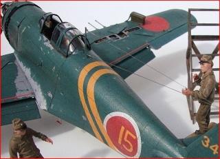 Kawanishi N1K2-J Shiden-Kai (Japanese navy fighter- WWII) Captur51