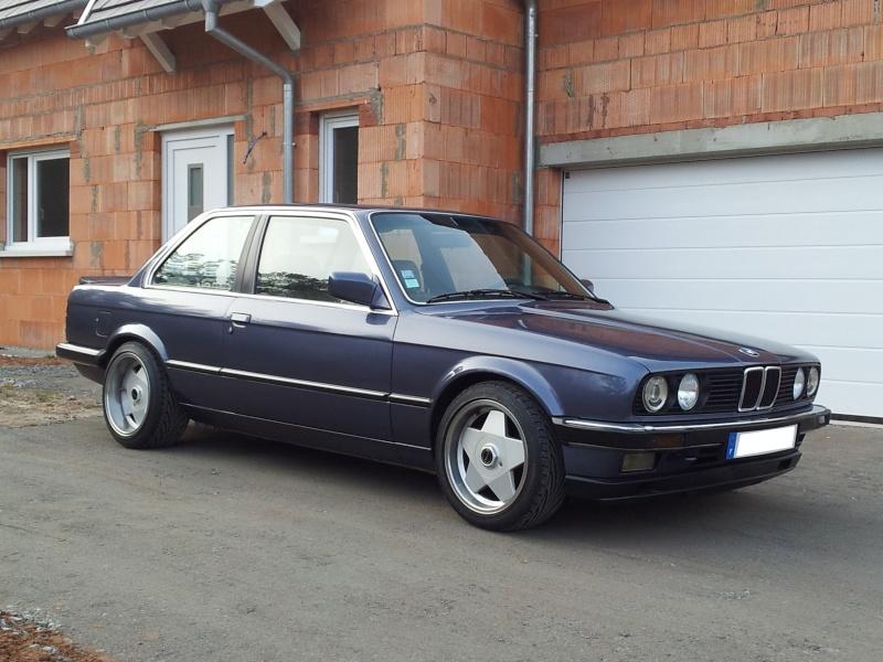 BMW E30 320i de 1986 20111110