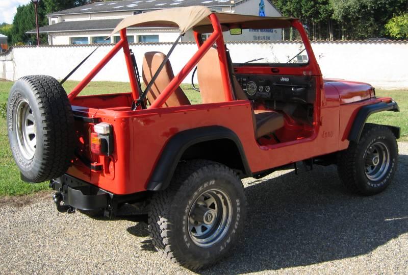 un petit nouveau de la gironde Jeep711