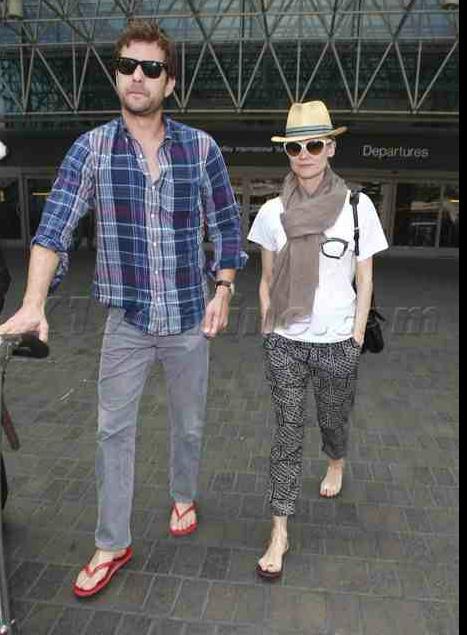 Joshua Jackson y Diane Kruger de vuelta en USA (Junio 2012) 112