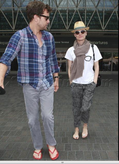 Joshua Jackson y Diane Kruger de vuelta en USA (Junio 2012) 1410