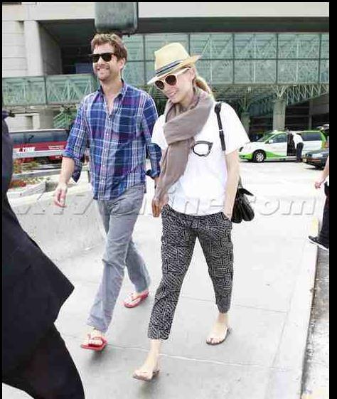 Joshua Jackson y Diane Kruger de vuelta en USA (Junio 2012) 314