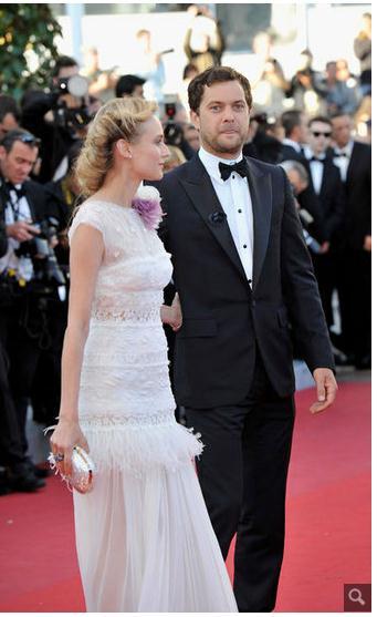Joshua Jackson y Diane Kruger en Cannes 2012 412