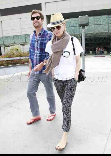 Joshua Jackson y Diane Kruger de vuelta en USA (Junio 2012) 414