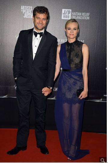 Joshua Jackson y Diane Kruger en Cannes 2012 4410