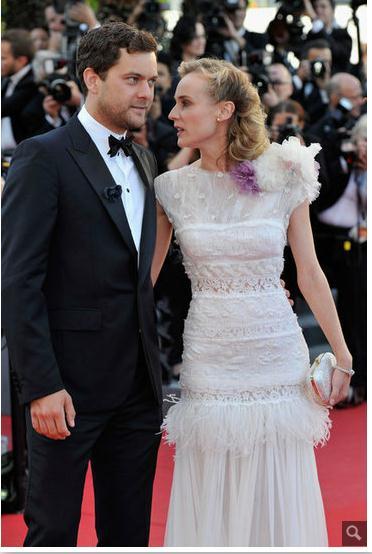 Joshua Jackson y Diane Kruger en Cannes 2012 512