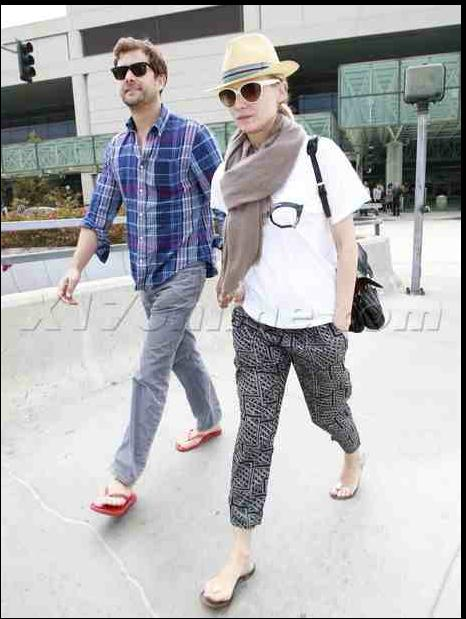Joshua Jackson y Diane Kruger de vuelta en USA (Junio 2012) 514