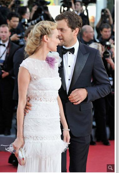 Joshua Jackson y Diane Kruger en Cannes 2012 55510