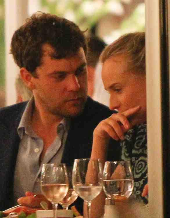 Joshua Jackson y Diane Kruger en Cannes 2012 59230711