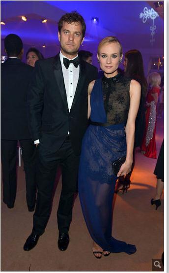 Joshua Jackson y Diane Kruger en Cannes 2012 612