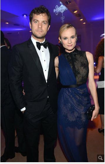 Joshua Jackson y Diane Kruger en Cannes 2012 712