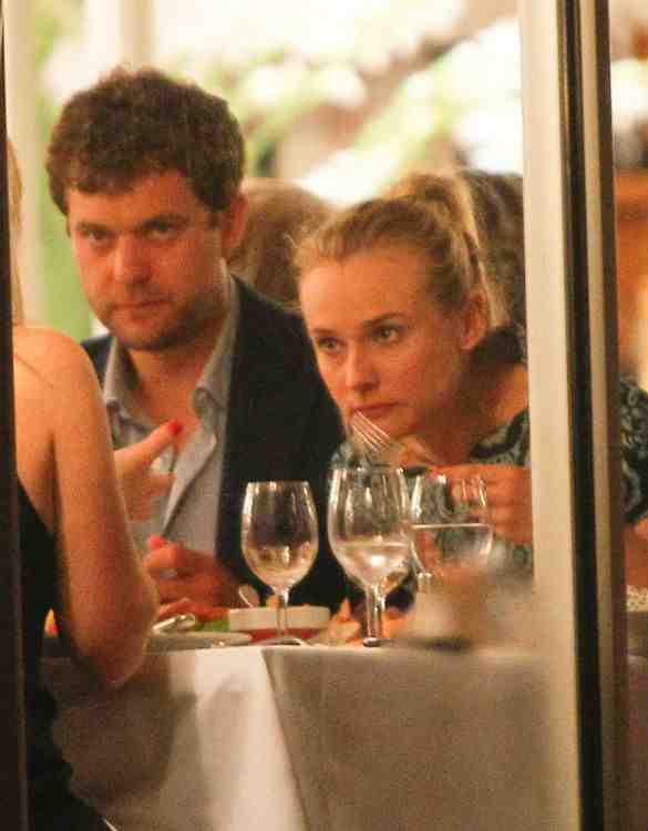 Joshua Jackson y Diane Kruger en Cannes 2012 85726110