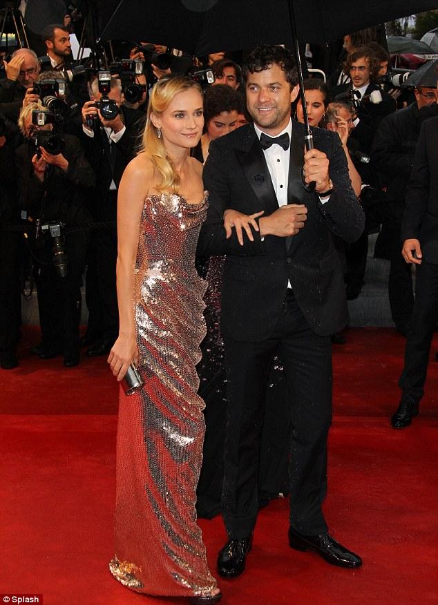 Joshua Jackson y Diane Kruger en Cannes 2012 Articl10