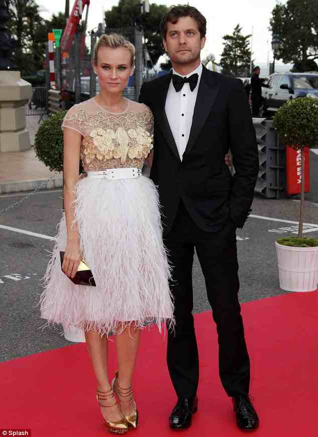 Joshua Jackson y Diane Kruger en Cannes 2012 Articl13
