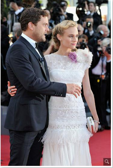 Joshua Jackson y Diane Kruger en Cannes 2012 Cccccc10
