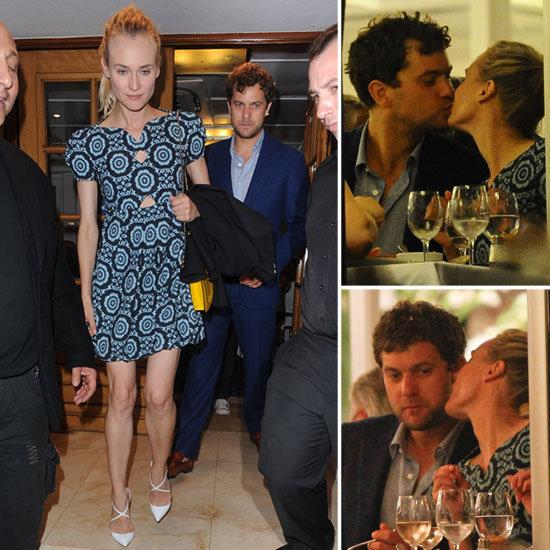 Joshua Jackson y Diane Kruger en Cannes 2012 Diane-11