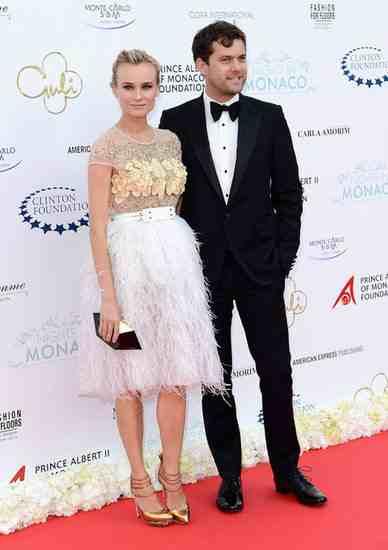 Joshua Jackson y Diane Kruger en Cannes 2012 Diane-19