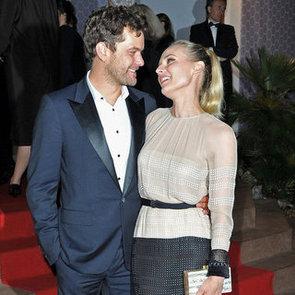 Joshua Jackson y Diane Kruger en Cannes 2012 Diane-24