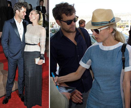 Joshua Jackson y Diane Kruger en Cannes 2012 Diane-26