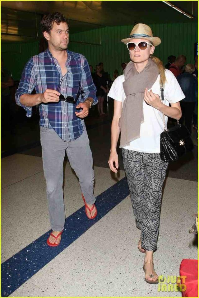 Joshua Jackson y Diane Kruger de vuelta en USA (Junio 2012) Diane-33