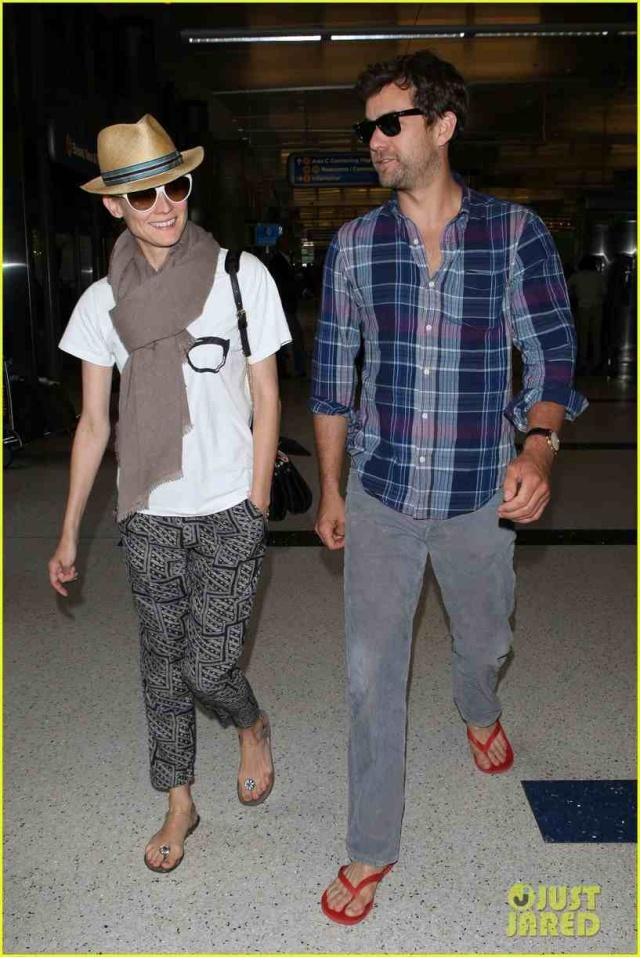 Joshua Jackson y Diane Kruger de vuelta en USA (Junio 2012) Diane-34