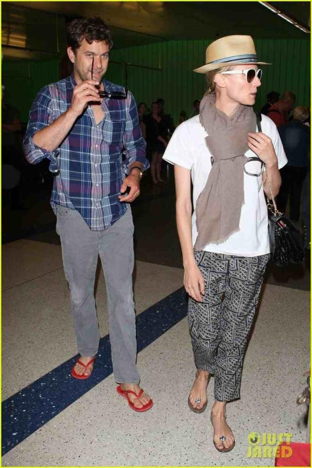 Joshua Jackson y Diane Kruger de vuelta en USA (Junio 2012) Diane-36