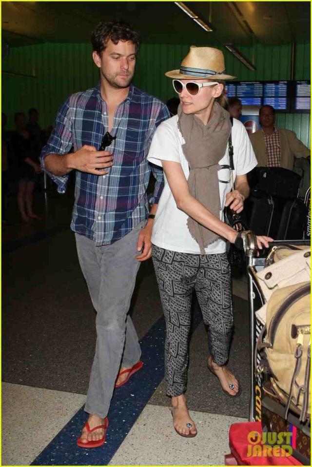 Joshua Jackson y Diane Kruger de vuelta en USA (Junio 2012) Diane-37