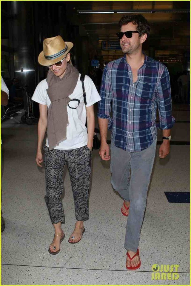 Joshua Jackson y Diane Kruger de vuelta en USA (Junio 2012) Diane-39