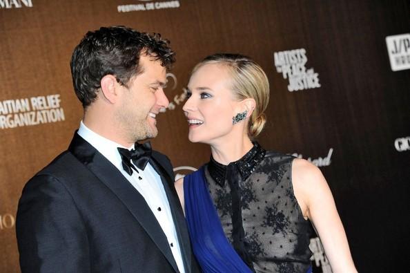 Joshua Jackson y Diane Kruger en Cannes 2012 Dianek10