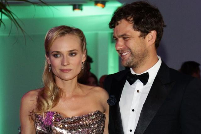 Joshua Jackson y Diane Kruger en Cannes 2012 Festiv10