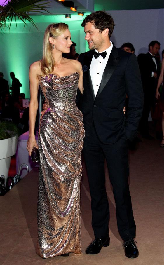 Joshua Jackson y Diane Kruger en Cannes 2012 Festiv11