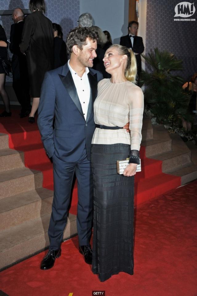 Joshua Jackson y Diane Kruger en Cannes 2012 Getty_10